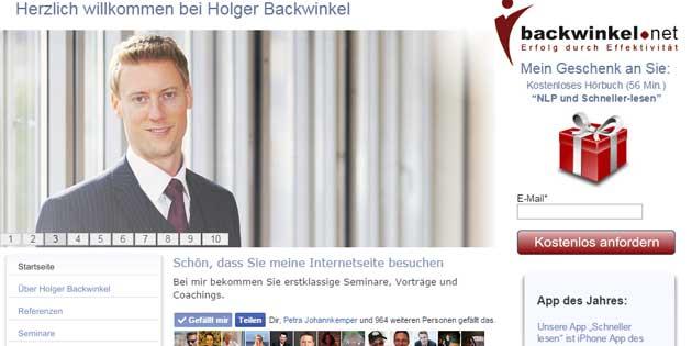 backwinkel.net