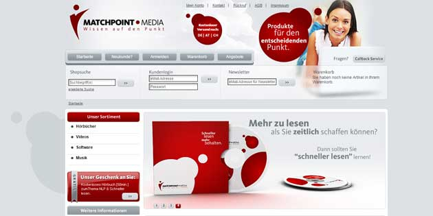 matchpoint-media Shop